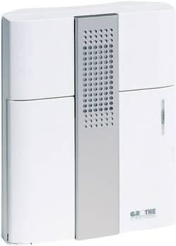 Elektrický gong Grothe Croma 50, 43150, 8 V - 12 V, 83 dBA, bílá/stříbrná