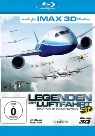 IMAX: Legenden der Luftfahrt 3D
