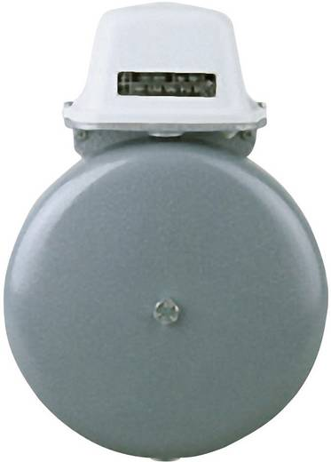 Klingel 230 V (max) 110 dBA Grothe 22557 Grau, Weiß