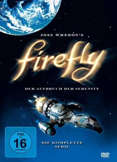 Firefly - Der Aufbruch der Serenity Die komplette Serie