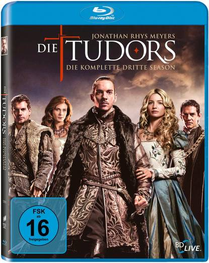 Die Tudors - Season 3