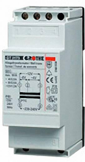Klingel-Transformator 8 V/AC, 12 V/AC 1.5 A Grothe 14039