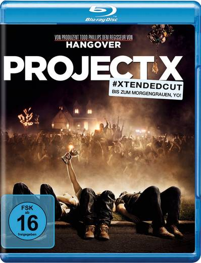 blu-ray Project X FSK: 16