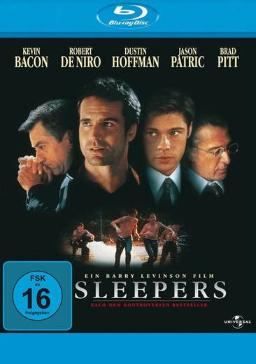 blu-ray Sleepers FSK: 16
