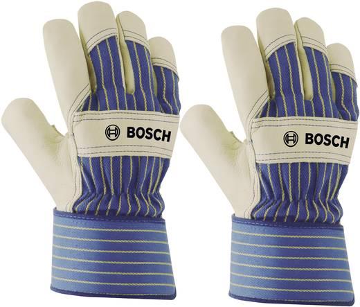 Bosch 2607990110 Rindslederschutzhandschuh GL Rindsleder Größe (Handschuhe): 11, XXL