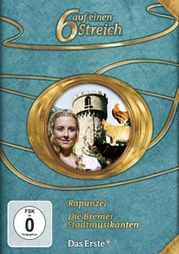 DVD Märchenbox - 6 auf einen Streich Vol. 5 FSK: 0