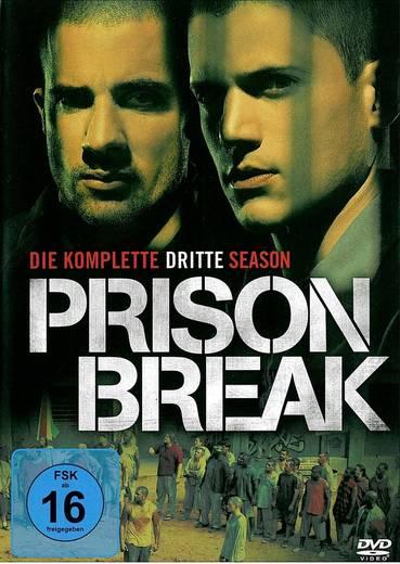 Prison Break - Die komplette dritte Season