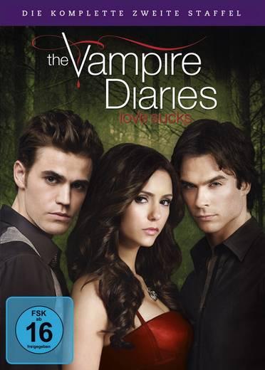 The Vampire Diaries Staffel 2 FSK: 16