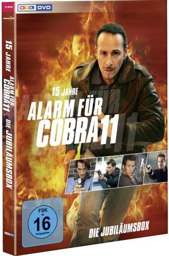 DVD Alarm für Cobra 11 Die Jubiläumsbox FSK: 16