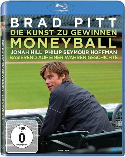 blu-ray Die Kunst zu gewinnen - Moneyball FSK: 0