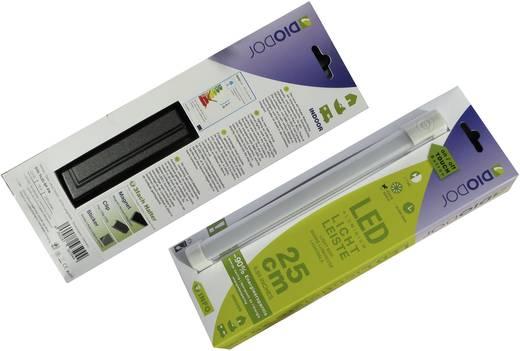 LED-Lichtleiste-Basisset 3.5 W Kalt-Weiß DioDor DIO-TL25-SP-FW Weiß