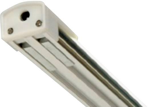 LED-Unterbauleuchte 16 W Kalt-Weiß DioDor DIO-TL100-FW Weiß