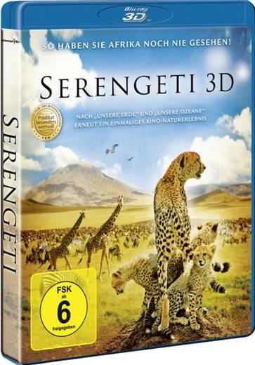 Serengeti 3D