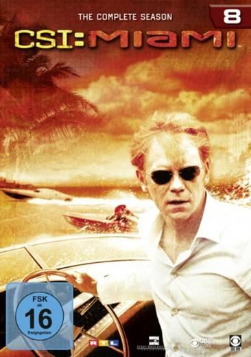 CSI Miami Season 8