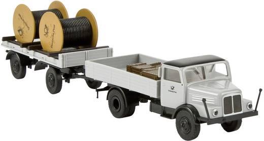 Brekina 97149 H0 IFA S-4000 Pritsche mit Holzkisten