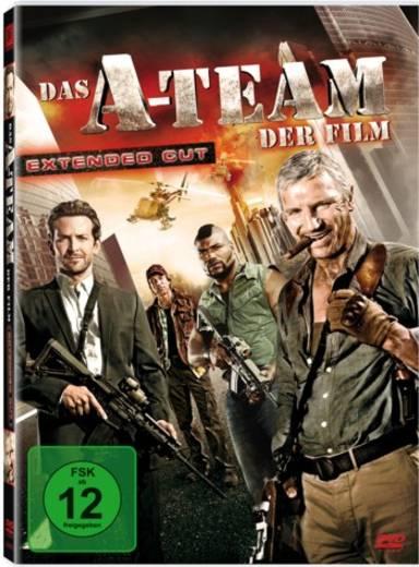 DVD Das A-Team - Der Film FSK: 12