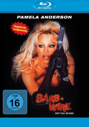 blu-ray Barb Wire FSK: 16