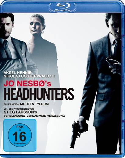 blu-ray Headhunters FSK: 16