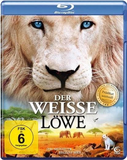 blu-ray Der weiße Löwe FSK: 6