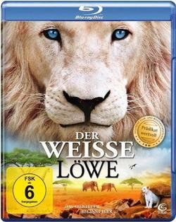 Image of blu-ray Der weiße Löwe FSK: 6
