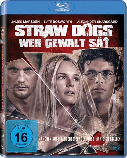 blu-ray Straw Dogs - Wer Gewalt sät FSK: 16