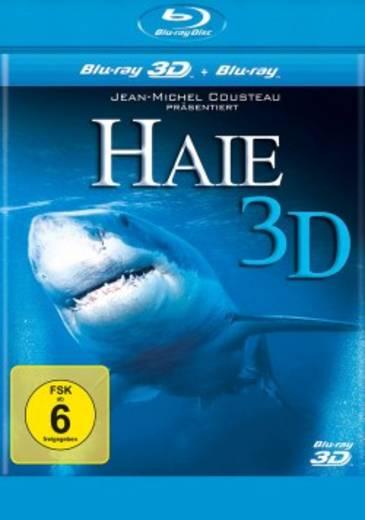 IMAX: Haie (2D + 3D Version)