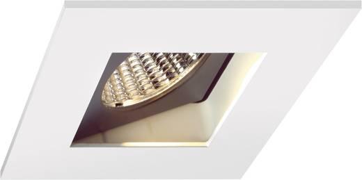 LED-Einbauleuchte 10.5 W Warm-Weiß Sygonix Equi 12597R Weiß