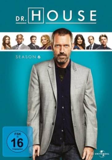 DVD Dr. House Season 6 FSK: 16