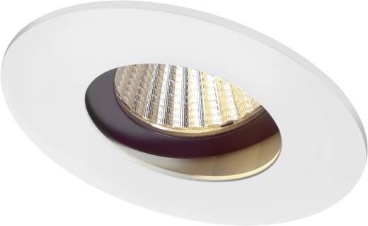 LED-Einbauleuchte 10.5 W Warm-Weiß Sygonix Equi 12595V Weiß