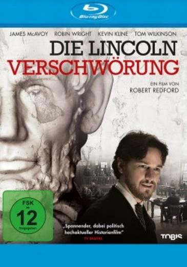 blu-ray Die Lincoln Verschwörung FSK: 12