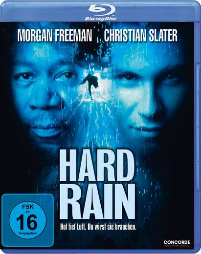 blu-ray Hard Rain FSK: 16