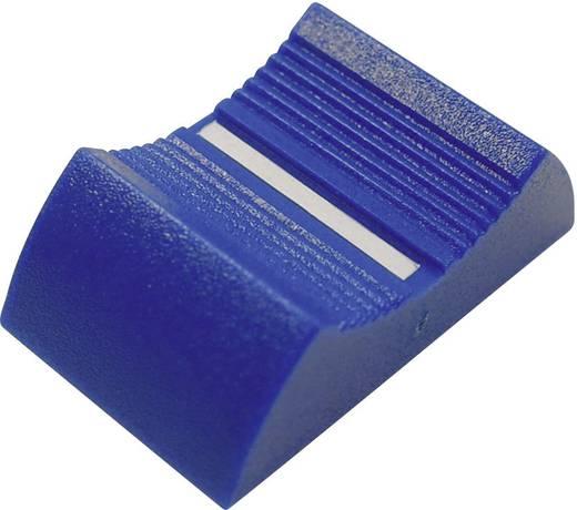 Schiebeknopf Blau (L x B x H) 27 x 16 x 7 mm Cliff CP3340 1 St.