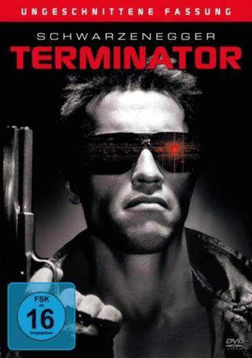 DVD Terminator 1 FSK: 16