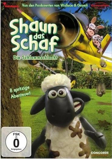 DVD Shaun das Schaf - Die Schlammschlacht FSK: 0