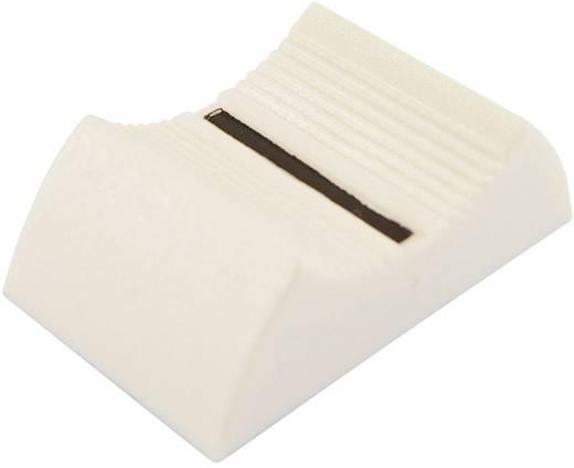 Schiebeknopf Weiß (L x B x H) 27 x 16 x 7 mm Cliff CP3365 1 St.