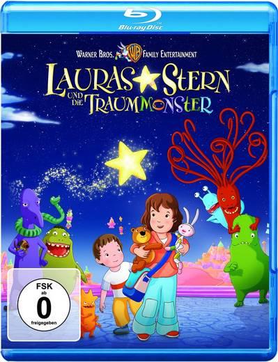 blu-ray Lauras Stern und die Traummonster FSK: 0