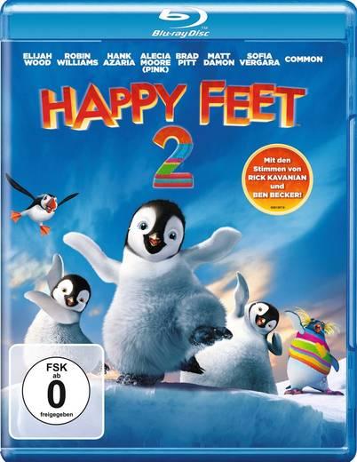 blu-ray Happy Feet 2 FSK: 0