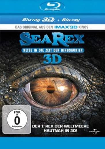 IMAX: Sea Rex - Reise in die Zeit der Dinosaurier 3D