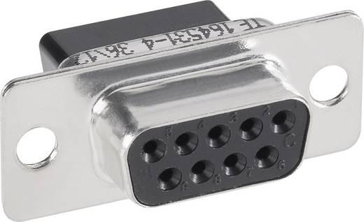 D-SUB Buchsenleiste 180 ° Polzahl: 9 Crimpen TE Connectivity AMPLIMITE HDP-20 1 St.