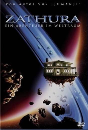 DVD Zathura -Ein Abenteuer im Weltraum FSK: 6