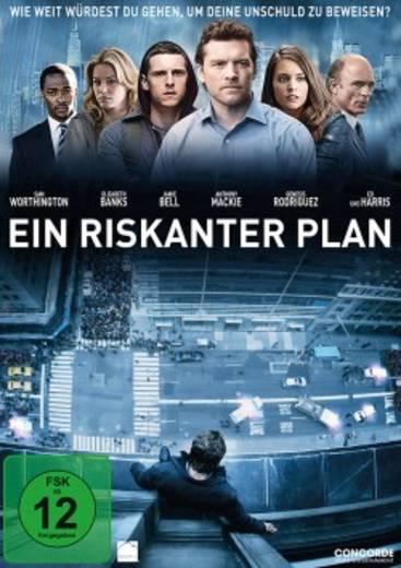 DVD Ein riskanter Plan FSK: 12