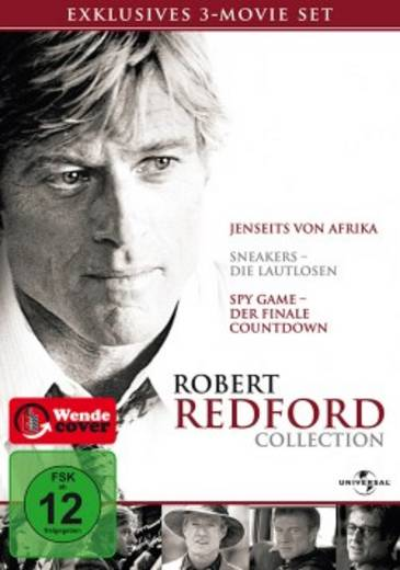 DVD Robert Redford Collection FSK: 12