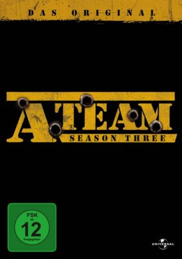 DVD Das A-Team Season 3 FSK: 12