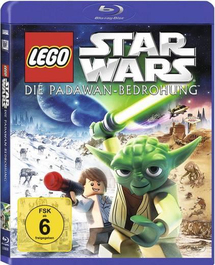 blu-ray LEGO Star Wars - Die Padawan-Bedrohung FSK: 6
