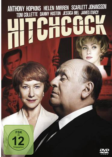 DVD Hitchcock FSK: 12