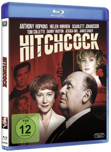 blu-ray Hitchcock FSK: 12