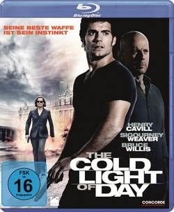 Image of blu-ray The cold day of light FSK: 16