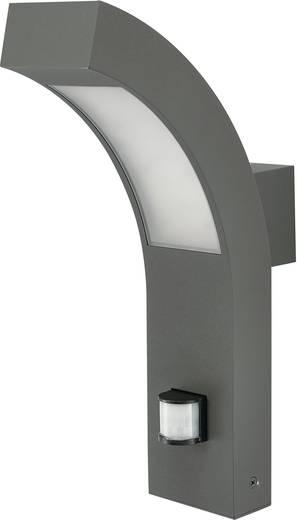 LED-Außenwandleuchte mit Bewegungsmelder 4.2 W Warm-Weiß 12535 Anthrazit