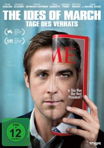DVD The Ides of March - Tage des Verrats FSK: 12