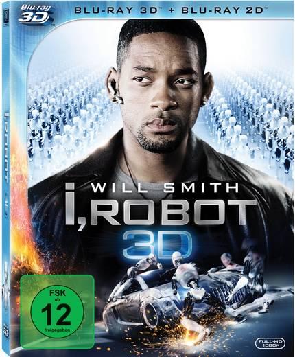 blu-ray I,Robot 3D FSK: 12
